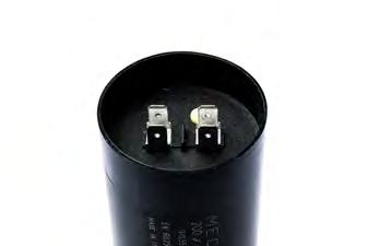 , CME Series, Meco Capacitors