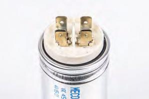 , CMS5 Series, Meco Capacitors
