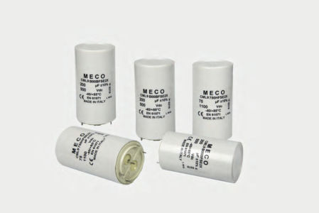 , CML9 Series, Meco Capacitors