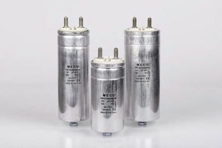 , CML8 Series, Meco Capacitors