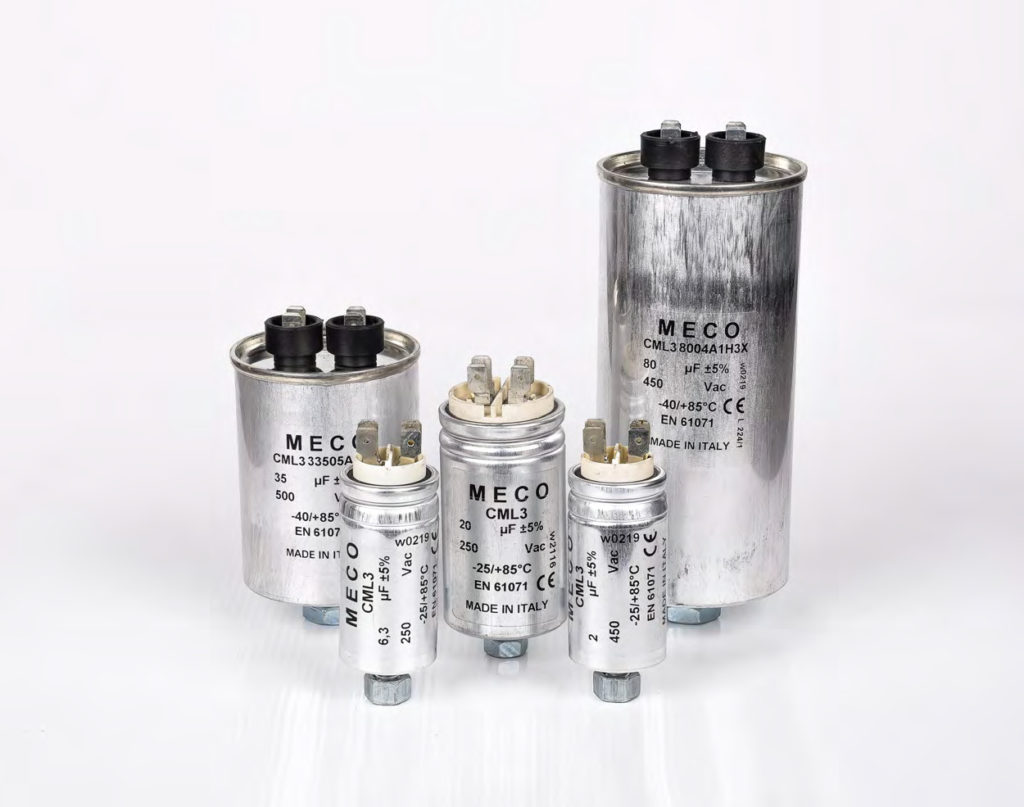 , CML3 Series, Meco Capacitors
