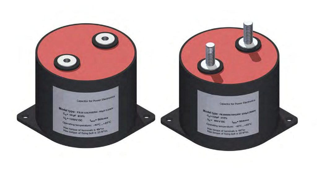 , Serie CML7, Meco Capacitors