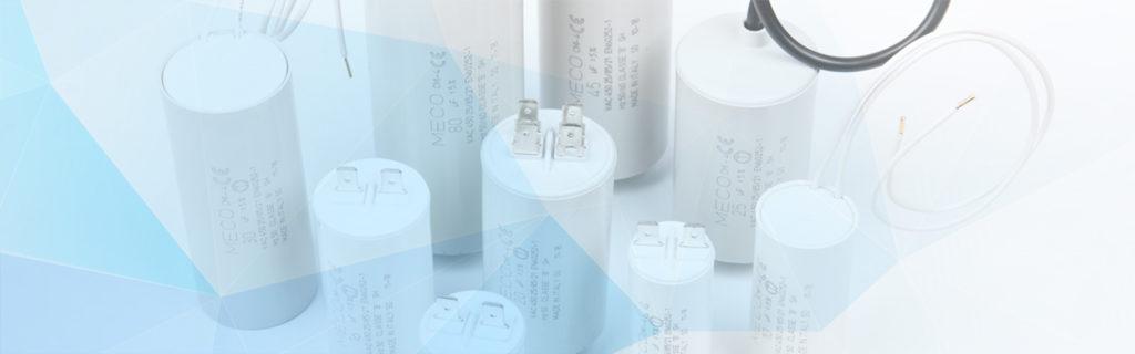 , Le funzioni principali dei condensatori per avviamento, Meco Capacitors