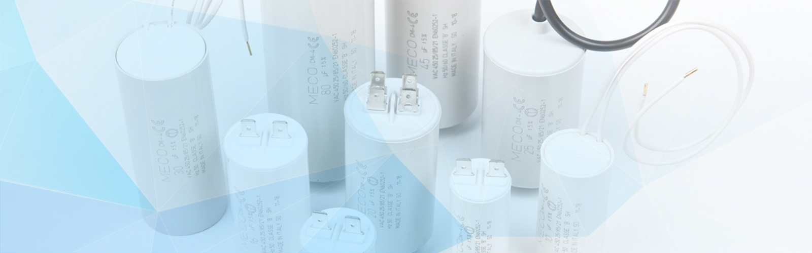 , Meco Capacitors Homepage, Meco Capacitors